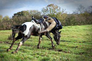 veilig van je paard vallen